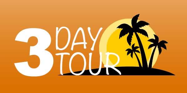 Paket Tour 3 Hari Lombok