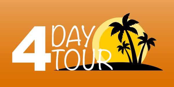 Paket Tour 4 Hari Lombok