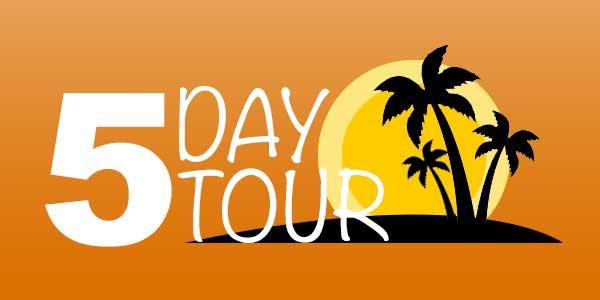Paket Tour 5 Hari Bali