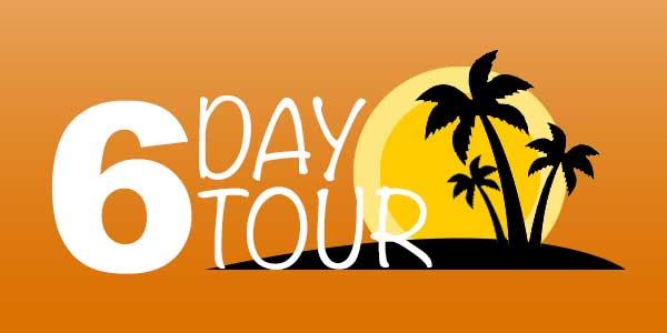 Paket Tour 6 Hari Bali
