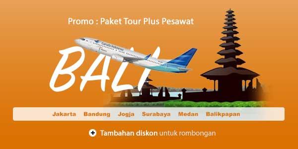 Paket Tour Bali dengan Pesawat
