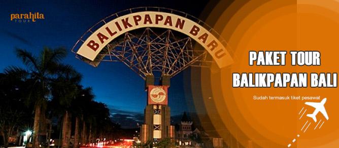 Paket Tour ke Bali Pesawat dari Balikpapan