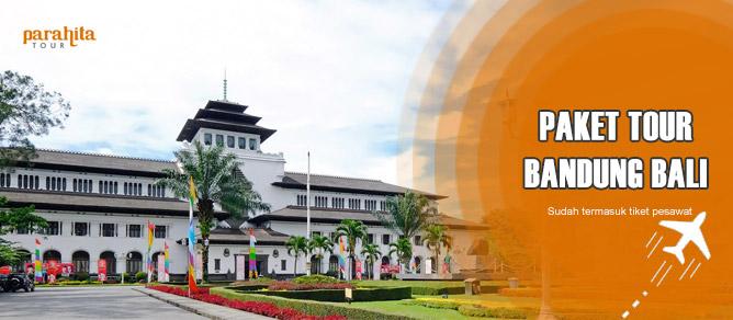 Paket Tour ke Bali Pesawat dari Bandung
