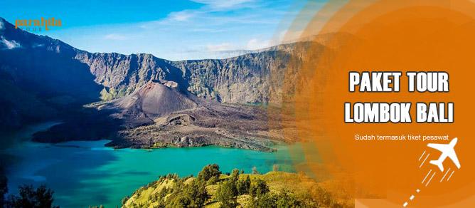 Paket Tour ke Bali Pesawat dari Lombok