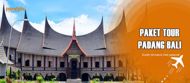 Paket Tour ke Bali Pesawat dari Padang