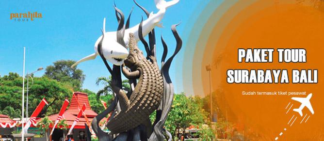 Paket Tour ke Bali Pesawat dari Surabaya