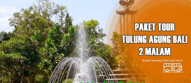 Paket Tour Tulungagung ke Bali 5 Hari 2 Malam Overland
