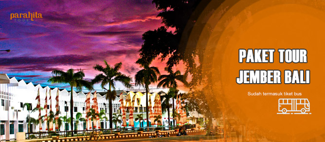 Paket Tour Jember ke Bali Overland
