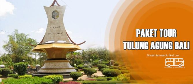 Paket Tour Tulungagung ke Bali Overland