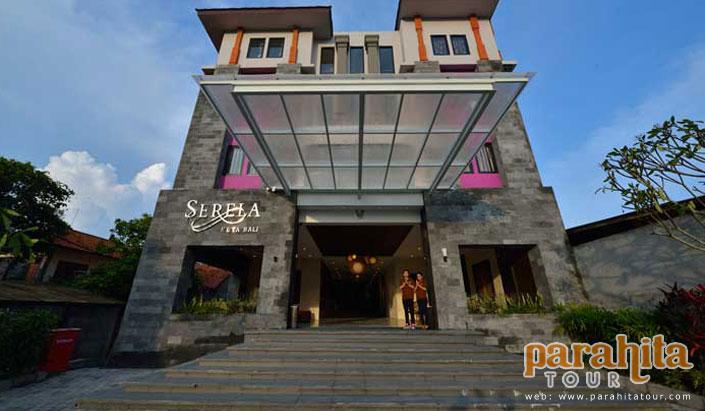 Serela Hotel Kuta Bali