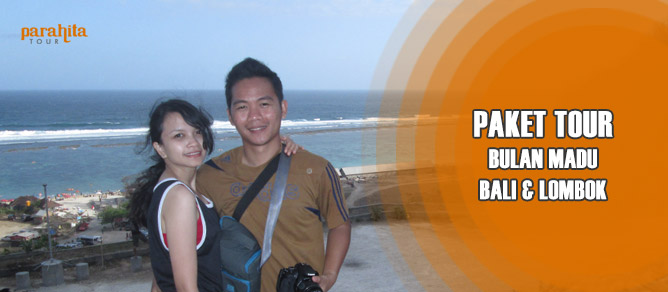 Paket Bulan Madu Bali Lombok 5 Hari 4 Malam