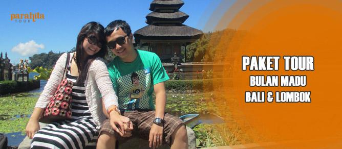 Paket Bulan Madu Bali Lombok