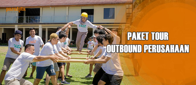 Paket Group Outbound dan Team Building