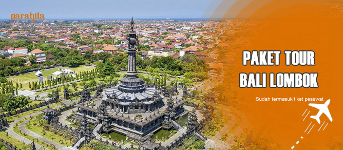 Paket Tour ke Lombok Pesawat dari Denpasar