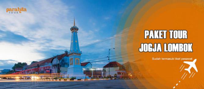 Paket Tour ke Lombok Pesawat dari Yogyakarta