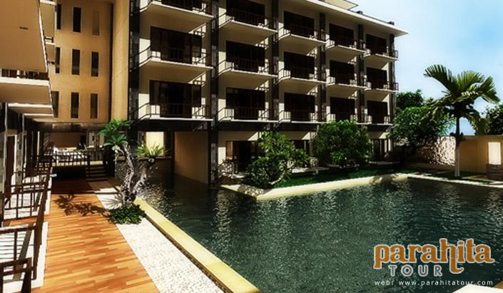 The Aromas Hotel Bali