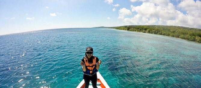 Pulau Menjangan Pesona Buleleng Bali