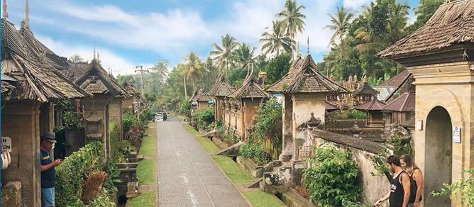 Wisata Panglipuran Bali