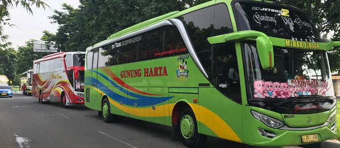 Trip Overland Surabaya ke Bali