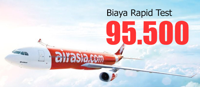 Rapid Test Airasia