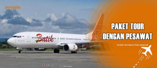 Paket Tour Banyuwangi Dengan Pesawat