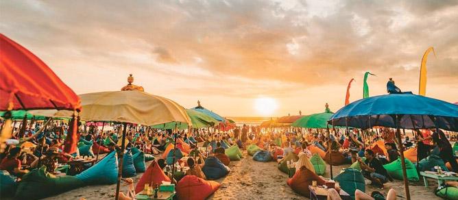 11 Tempat Melihat Sunset Di Bali