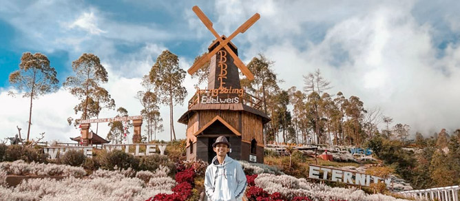 Taman Edelweis Bali