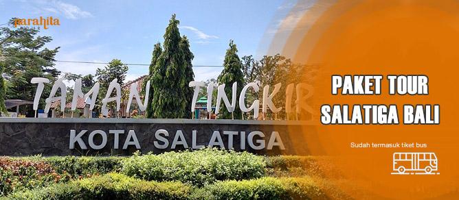 Paket Tour Salatiga ke Bali